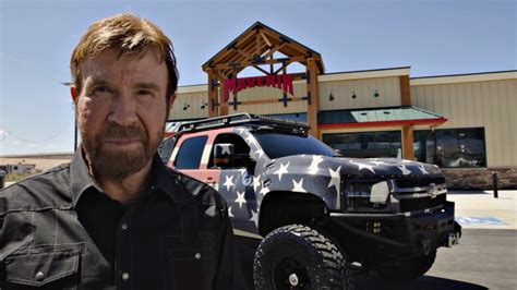 Chuck Norris Truck by Truck Norris Finalist No 7