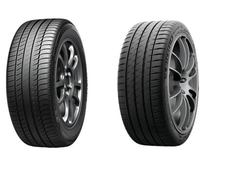 Primacy Vs Pilot michelin primacy vs pilot tirepost