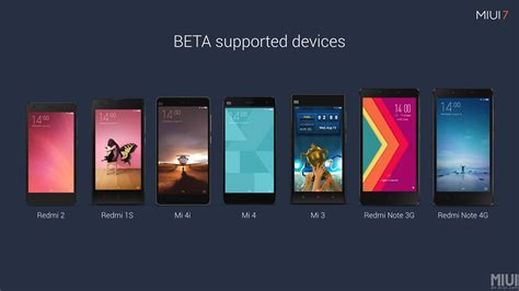 security install xiaomi releases miui 7 beta here 39 s how to install it on