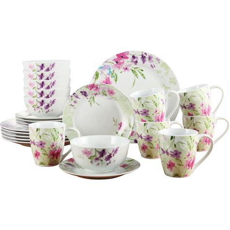 porcelain dinnerware piece sets additions wayfair kitchen