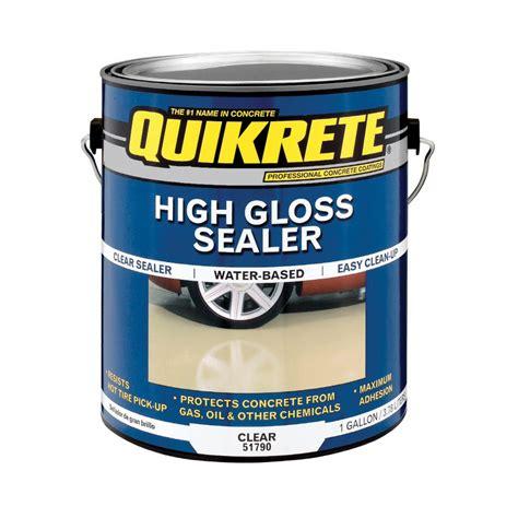 high gloss sealer enlarged image