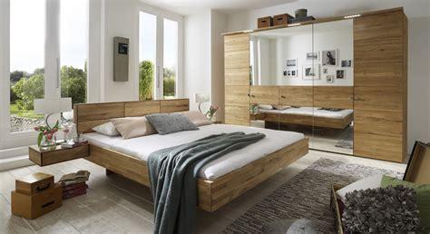 Komplettschlafzimmer Aus Massiver Wildeiche Terrano