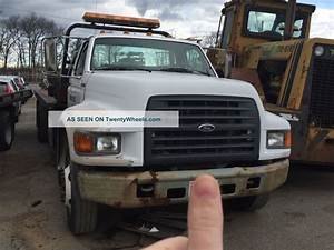 1999 Ford F650