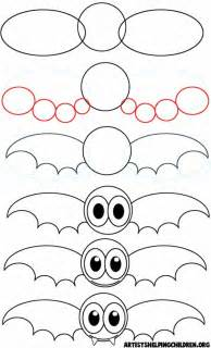 Easy Halloween Drawing Ideas for Kids