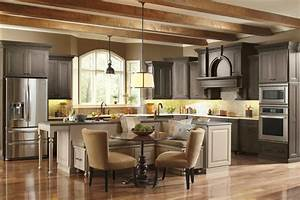 Natural Kitchen Nook Ideas fo Classic House Design