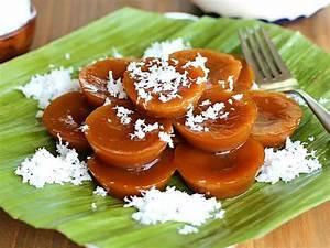 Kutsinta Recipe ( Jelly Rice Cake ) Maggwire