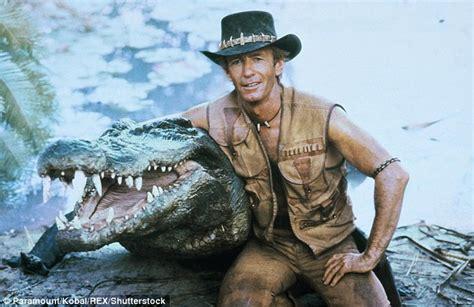 paul hogan   crocodile dundee sequel daily mail