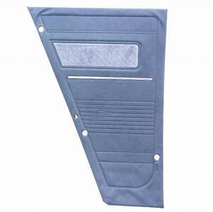 Lh Rear Interior Side Panel Trim Card 80