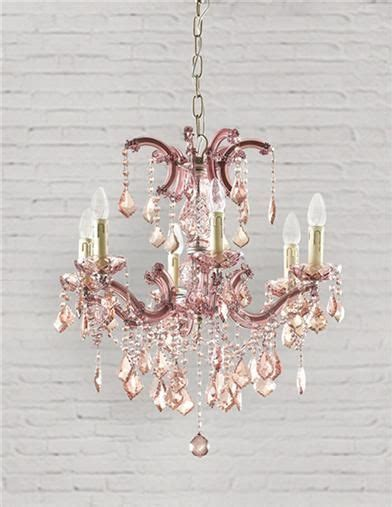 Pink Chandelier For by 25 Best Ideas About Pink Chandelier On