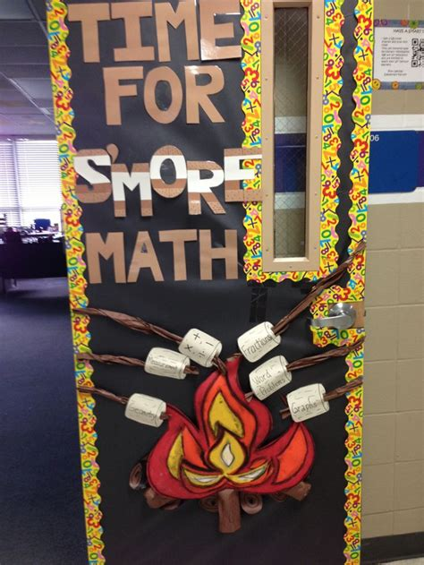 Math Decorations - best 25 math door decorations ideas on