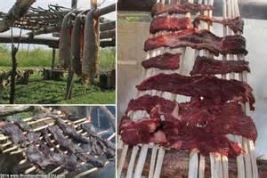 Native American Eastern Woodlands Food