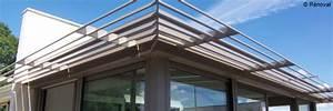 Brise Soleil Horizontal : un brise soleil efficace pour l habitat eti construction ~ Melissatoandfro.com Idées de Décoration