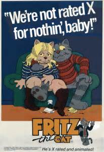 fritz the cat ambitious but rubbish fritz the cat