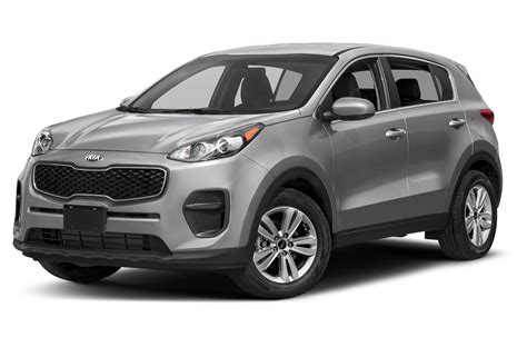 2017 Kia Sportage Suv Pricing & Features