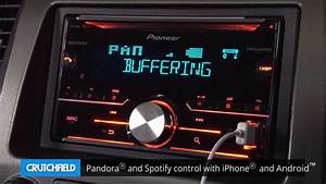 Pioneer Fh-x730bs Display And Controls Demo