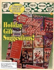 Comics Buyer U0026 39 S Guide  1971  Comic Books
