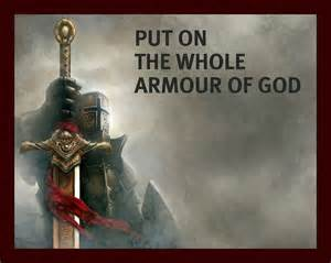 Stand Firm On The Word Of God by Daily Reading 20 July Paul To The Churches The Armor