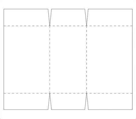 rectangle template 7 box templates