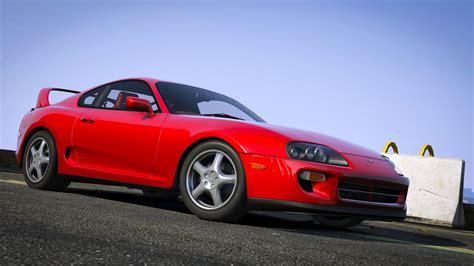 1998 Toyota Supra (jza80) [ Trd