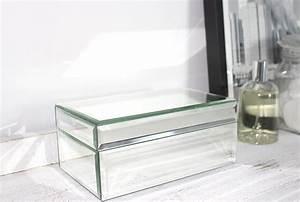 Boite A Bijoux Transparente : coffret a bijoux zara home ~ Teatrodelosmanantiales.com Idées de Décoration