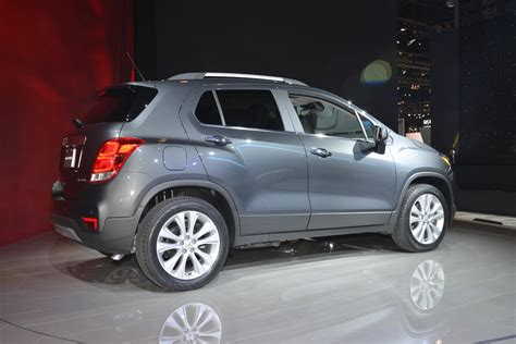 2017 Chevrolet Trax Stops Being Ugly In Chicago