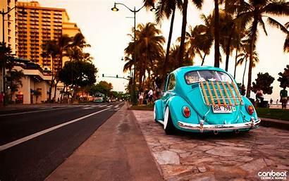 Beetle Volkswagen Wallpapers Vw Classic Bus Beetles