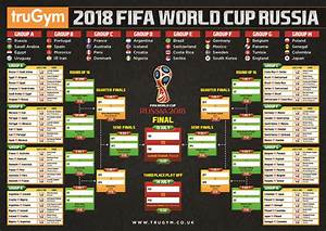 The 2018 World Cup Is Here Trugym