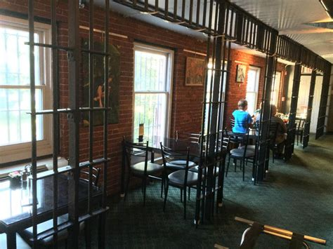 jail   york    restaurant