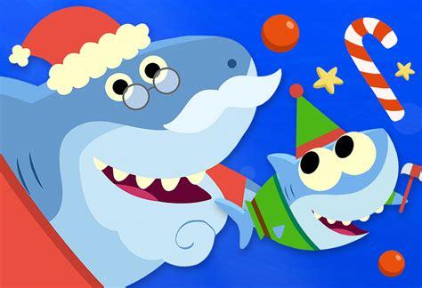 santa shark super simple songs