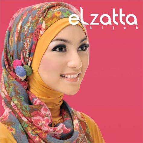 model  gaya hijab elzatta terbaru  model gaya fashion terbaru