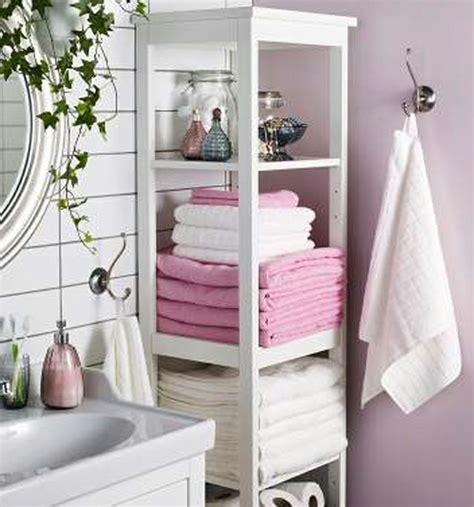 meuble rangement salle de bain le rangement de salle de bains archzine fr