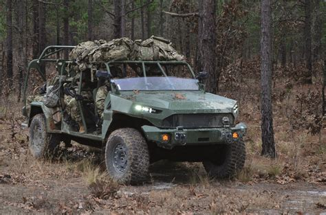 US Army Selects GM Design for Infantry Squad Vehicle ...