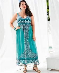 robe longue ete grande taille pas cher voile bleu la With robe bleu pas cher