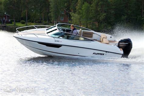 Boats Dc Rent by Motorboat Rent Boats Flipper 640 Dc In Marina Zadar