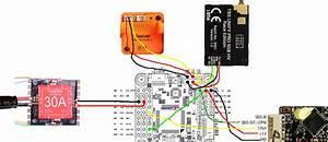 Wizard X220  U0026quot  U0026quot  Upgrade Wiring Diagram - Eachine