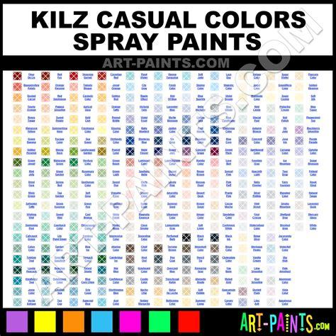 colored spray paint paint color ideas