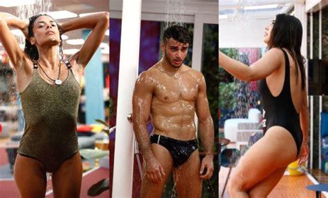 docce gf gf vip le docce dei concorrenti bollicine vip
