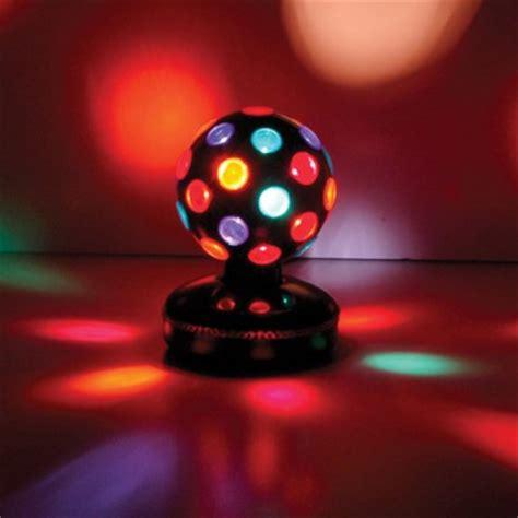 rotating disco ball disco lights glowstickscouk