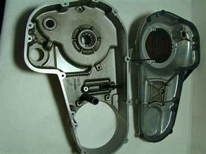 Harley Fxr Inner   Outer Primary Covers 1985