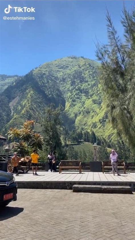 viral tempat wisata  gunung bromo  disebut punya