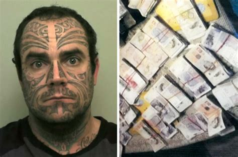 Face Tattoo Gang Get 147 Years In Prison For Uk Cocaine
