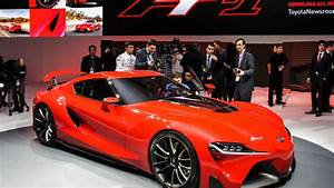 Toyota Ft-1 Marks A Return To Cool