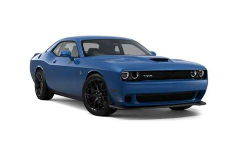 2018 Dodge Challenger Srt · Monthly Lease Deals & Specials