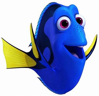Dory Finding Transparent Clipart Clip Nemo Fish