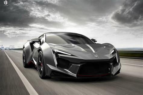 W Motors La Fenyr Supersport Aprs La Lykan Hypersport
