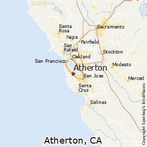 places    atherton california