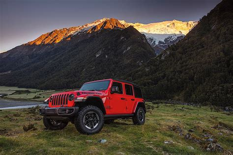 Jeep Wrangler Unlimited Rubicon Specs