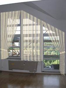 Gardinen Für Fenster : gardinen deko gardinen f r schr ge fenster gardinen dekoration verbessern ihr zimmer shade ~ Sanjose-hotels-ca.com Haus und Dekorationen