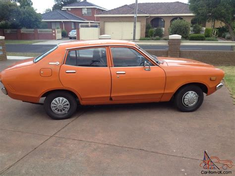 Datsun Picture by Datsun 120y 1977 In Niddrie Vic