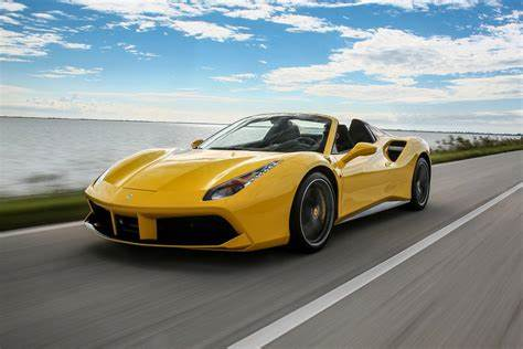 Novitec's 488 spider receives much the same sort of treatment as the 488 gtb. 2016 Ferrari 488 Spider Convertible Pricing - For Sale   Edmunds